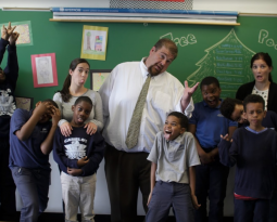 Camelot's Elementary Program Gets Help from Philadelphia Medical College