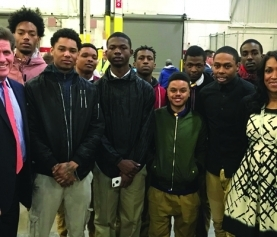 Chicago Excel Students First in City to Complete Special Training – Will lead to jobs with Pepsi