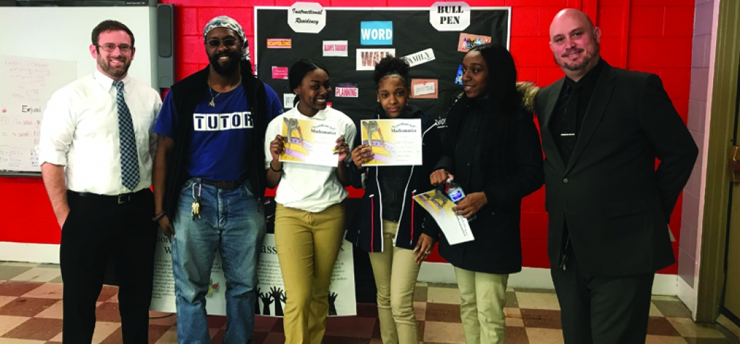 """Camelot Chicago Marks """"Pi"""" Day with Math Competition"""