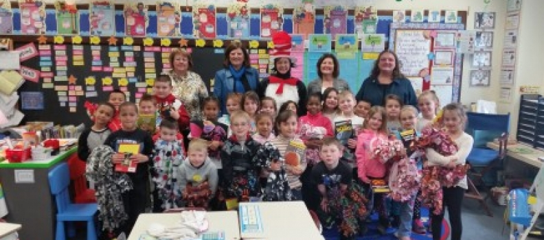 Camelot Principal Deb Singley Works Overtime for Literacy