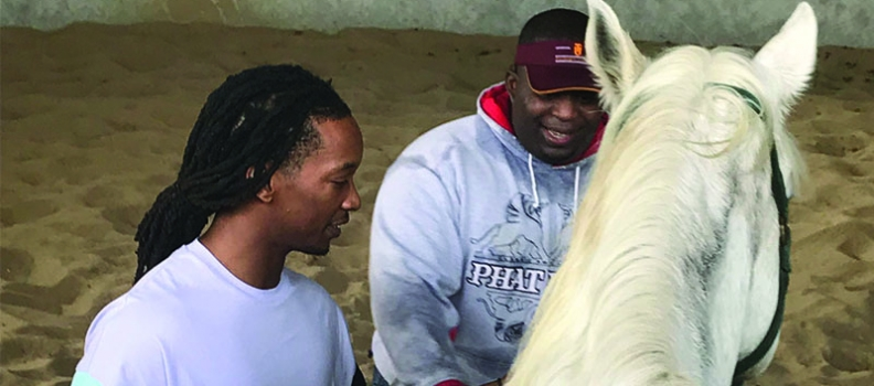 Riding Horses to Enhance Student Relationships