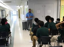 Alex Roman – Guiding Students to Overcome