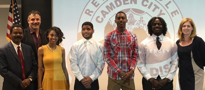 Camden Camelot Students Named 'Remarkable Grads'