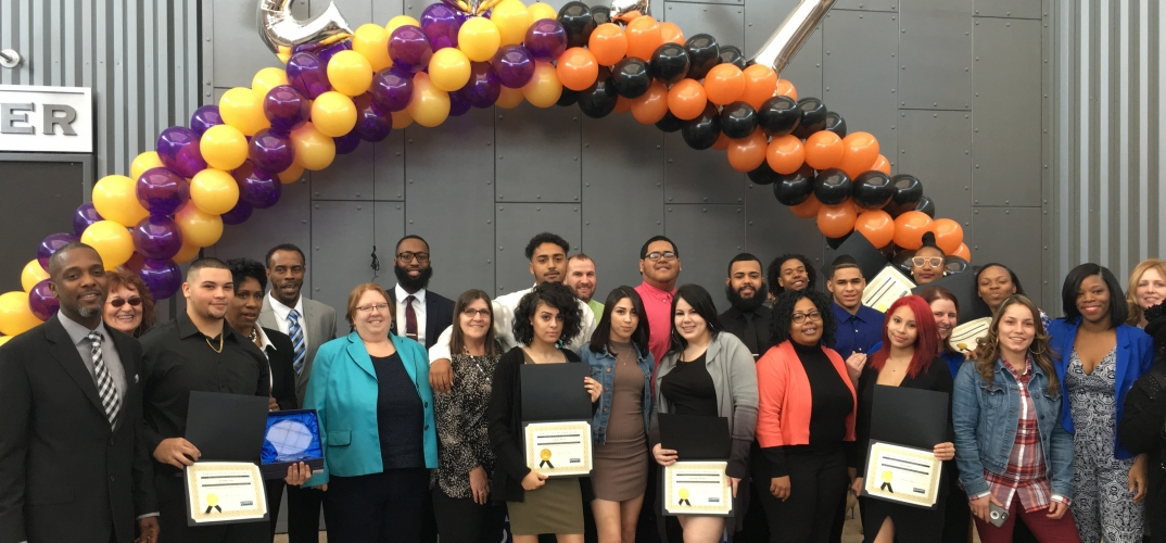 Camelot Partnership with Camden Bringing Astounding Graduation Results