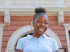 Buehrle Academy Student Hopes to Create Change in Lancaster