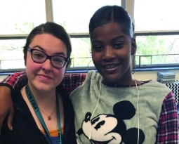 Keely Romberger – Bringing Smiles to her Science Students