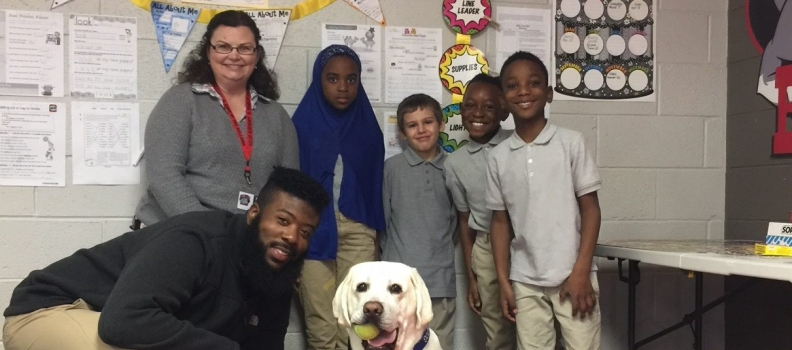 Who Let the Dog Out? Camelot's Southeast Delco KAPS Program