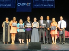 Pennsylvania Camelot Teachers Honored