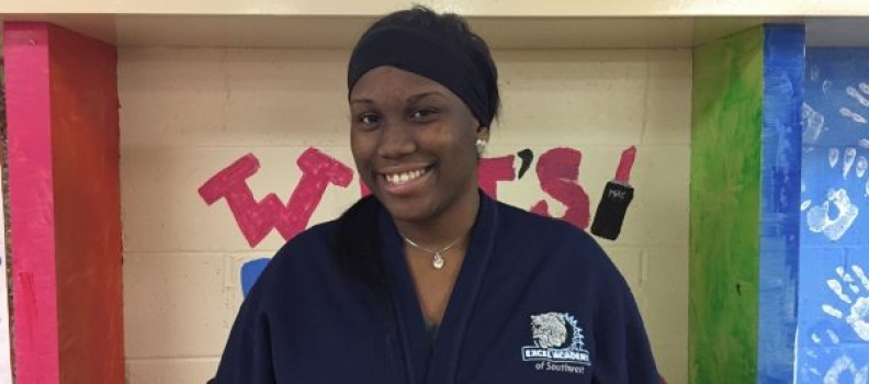 Excel Academy Southwest Student wins MLK Weekend Trip to DC in 2017 Mikva Challenge