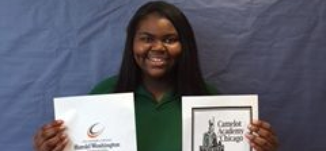 Camelot Chicago Transitional Student Lamarria Garrett Already Taking College Courses