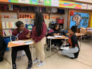 Spartan Academy Students Receive Valuable Job Training Camelot